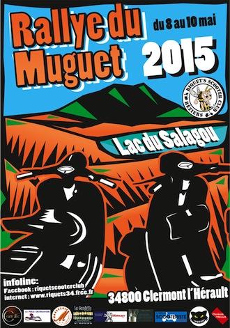 Le Rallye du Muguet 2015