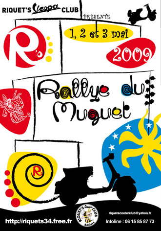 Le Rallye du Muguet 2009