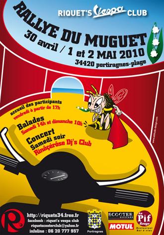 Le Rallye du Muguet 2010
