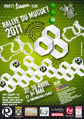 Le Rallye du Muguet 2011