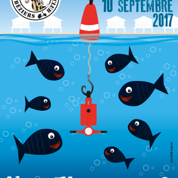 La Vesp'Hameçon 3 – Dimanche 10 septembre 2017