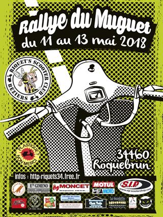 Le Rallye du Muguet 2018 – Du vendredi 11 au dimanche 13 mai 2018